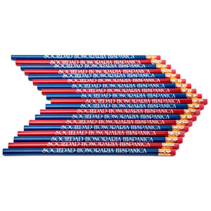 SOCIEDAD HONORARIA HISPANICA PENCILS - PACKAGE OF 30